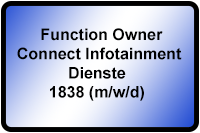 Function Owner Connect Infotainment Dienste 1838