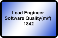 Lead Engineer Software Quality 1842