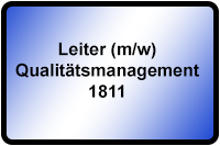 Leiter Qualitsmanagement 1811