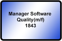 Manager Software Quality 1843