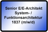 Senior E E Architekt System Funktionsarchitektur 1837