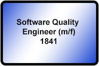 Software Quality Manager 1841